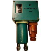 Датчик-реле разности давления ДЕМ202-1-02 - фото