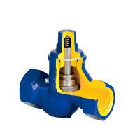Клапан обратный подъемный муфтовый ZETKAMA 277A - фото