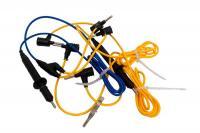 Комплект шнуров для мегаомметр ЭС0202 2г фото №1