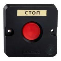 Пост управления кнопочный ПКЕ-112-1 У3 - фото