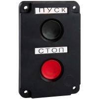 Пост управления кнопочный ПКЕ-122-2 У3 - фото